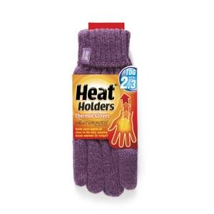 Heat Holders Ladies Gloves-purple S/m - 5000926 - Wrestling Apparel 5000926
