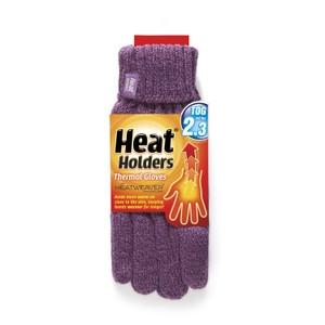 Heat Holders Ladies Gloves-purple M/l - 5000927 - Wrestling Apparel 5000927