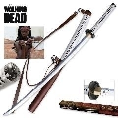 Tennis Gifts Gifts - 4003351 - Master Cutlery The Walking Dead Movie Hand Forge Sword 4003351