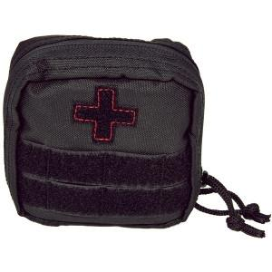 Red Rock Gear Soldier Individual First Aid Kit Black - 9005476 - Tennis Training Training Aids 9005476