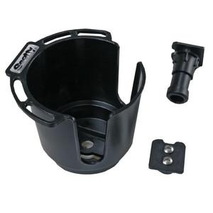 Scotty Cup Holder W/rod Holder Post & Bulkhead/gunnel Mount - 620115 - Baseball And Softball Baseball Athletic Supporter Cups 620115