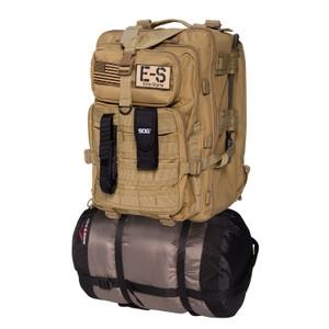 Outdoor Recreation Climbing Hiking Apparel - 9005644 - Sigma Emergency Bug Out Bag Coyote-echo-sigma Emergency Bug Out Bag Coyote 9005644