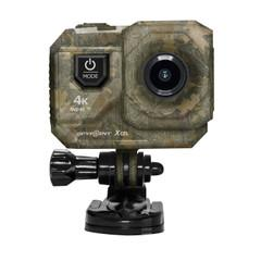 Spypoint Xcel 4k Action Camera-12mp Hd/4k-camo - 1007251 - Soccer Mls Soccer Dc United Action Figures 1007251