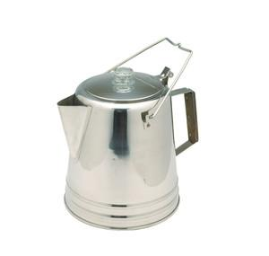 Texsport 28 Cup Stainless Percolator 13219 - 13219 - Tennis Drinking Cups 13219