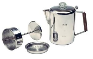Texsport 9 Cup Stainless Percolator 13215 - 13215 - Wrestling Team Drinking Supplies 13215