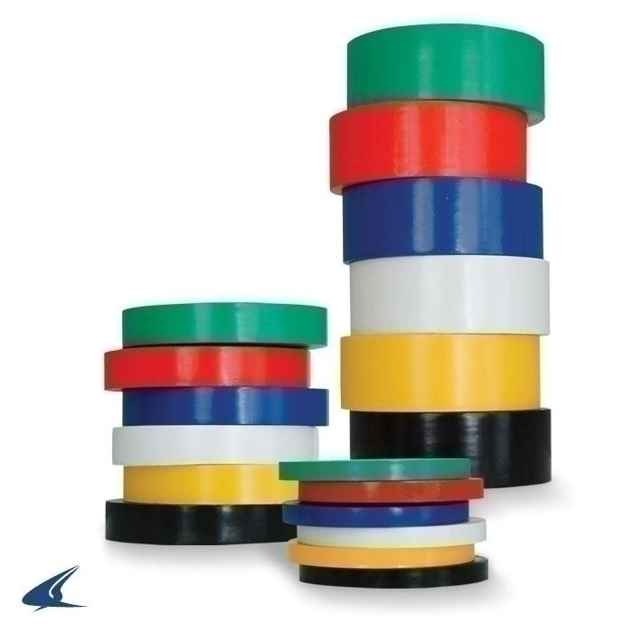 """Marking Tape - 1 - 2""""; 1""""; 2"""" - Blue - 2 - A164-blue - Track And Field Miscellaneous A164-BLUE"""
