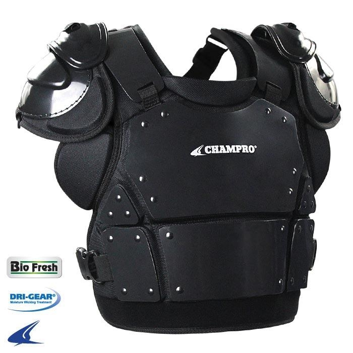Pro-plus Plate Armor Chest Protector - Cp33-cp335-cp34 - Baseball And Softball Baseball Shinguards And Chest Protectors CP33-CP335-CP34