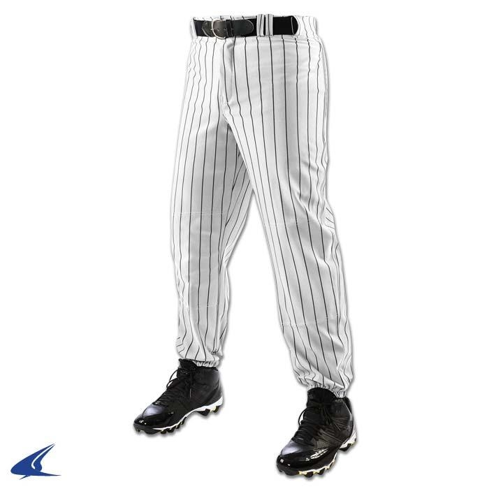 Triple Crown Pinstripe - White; Black Pin - Adult 3xl - Bppinawbp3x - Baseball And Softball Baseball Balls Adult Baseballs BPPINAWBP3X
