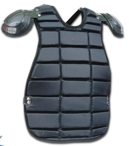 Baseball And Softball Baseball And Softball Protective Gear Umpire Chest Protectors - Cp06-b - Umpire Inside Protector CP06-B