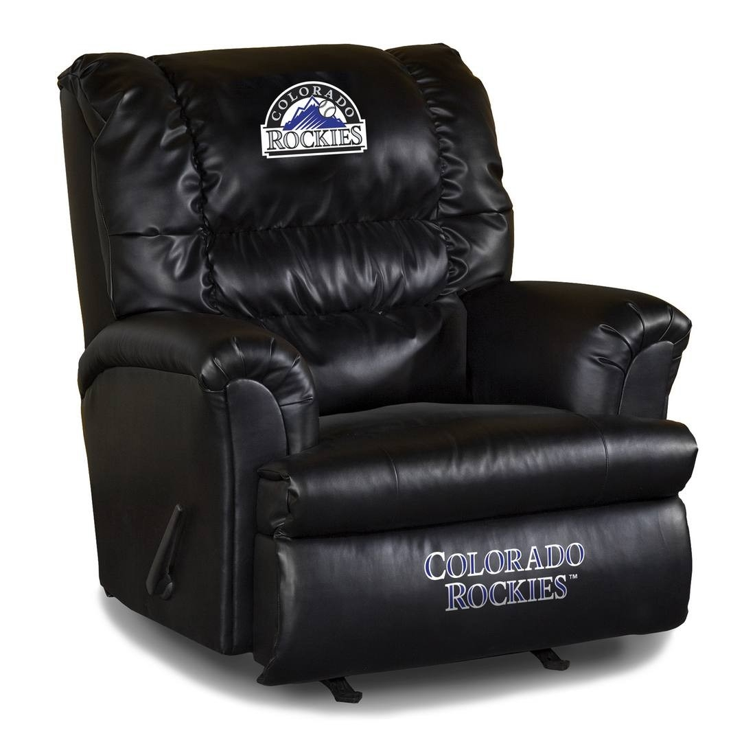 Colorado  Leather Big Daddy Recliner - 79-2023 - Toys Tables And Chairs 79-2023