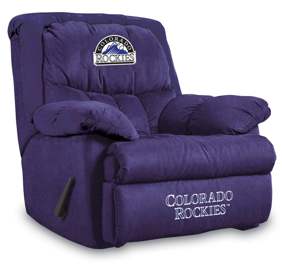 Colorado  Microfiber Home Team Recliner - 241-2023 - Toys Tables And Chairs 241-2023