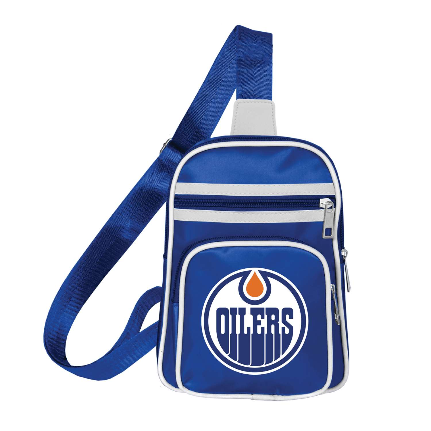 Nhl Hockey Edmonton Oilers Bath - 500650-oilr - Edmonton Oilers Mini Cross 500650-OILR