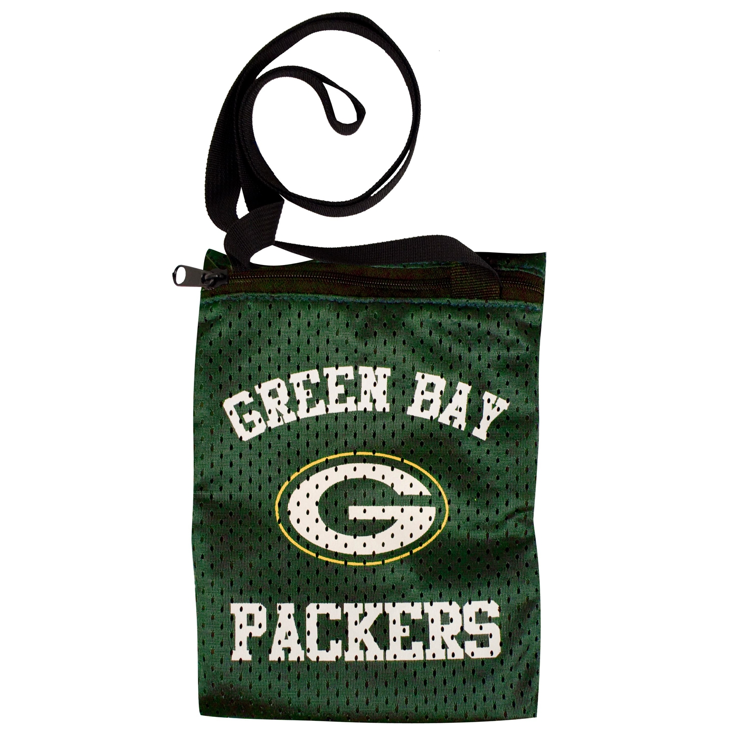 Nfl Football Green Bay Packers Toys Games Puzzles Games - 300103-pack - Green Bay Packers Game Day Pouch 300103-PACK