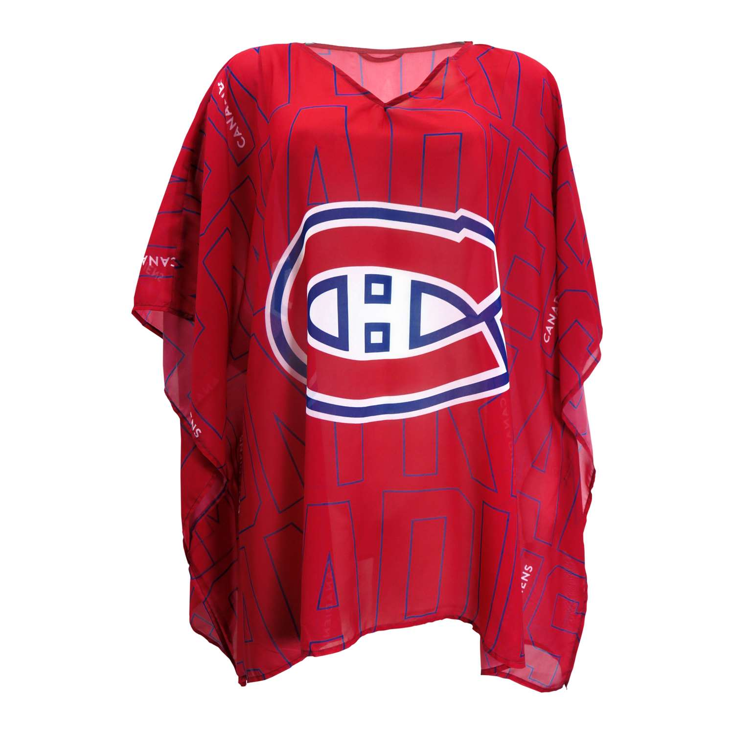 Montreal Canadiens Caftan Trace - 500627-cand-trace - Nhl Hockey Montreal Canadiens Bath 500627-CAND-TRACE