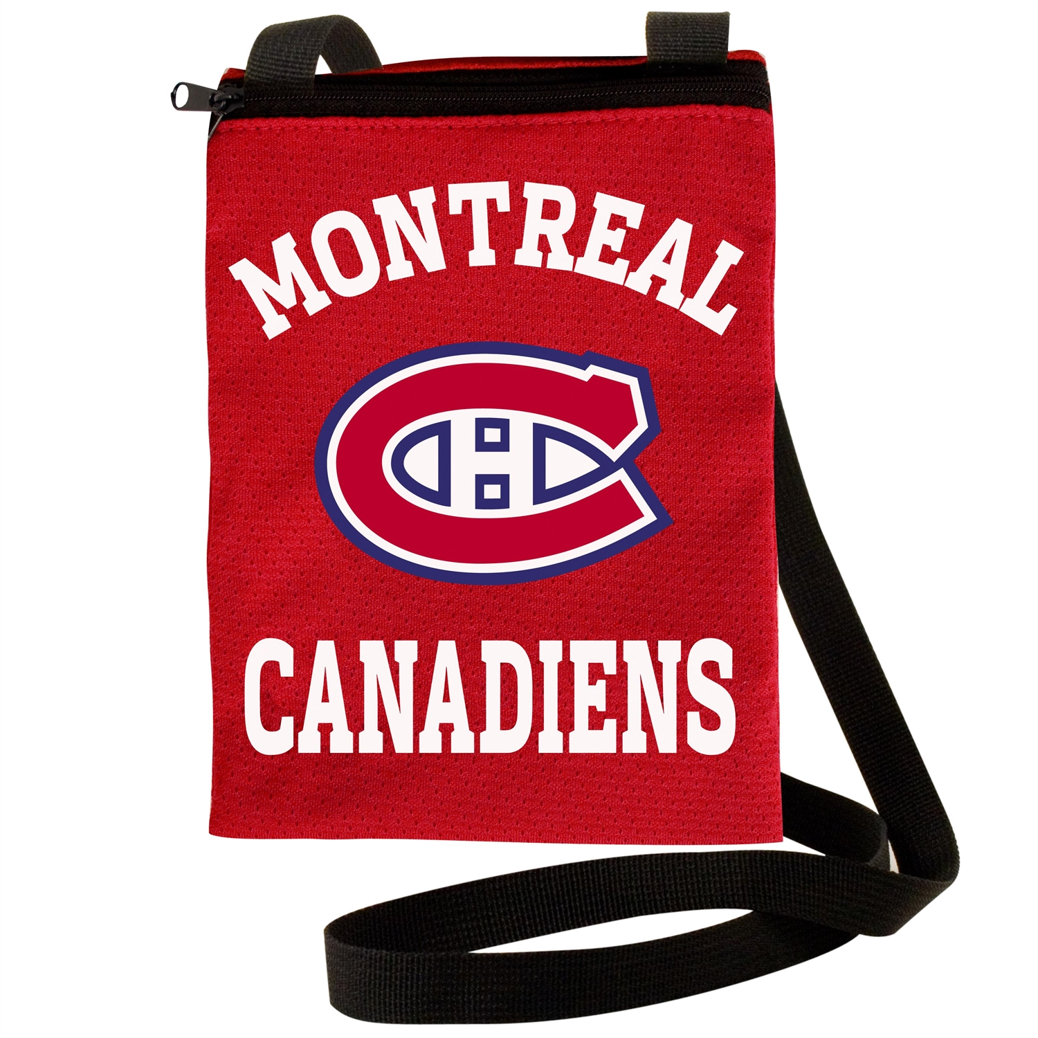 Montreal Canadiens Game Day Pouch - 500103-cand - Nhl Hockey Montreal Canadiens Toys Games Puzzles Games 500103-CAND