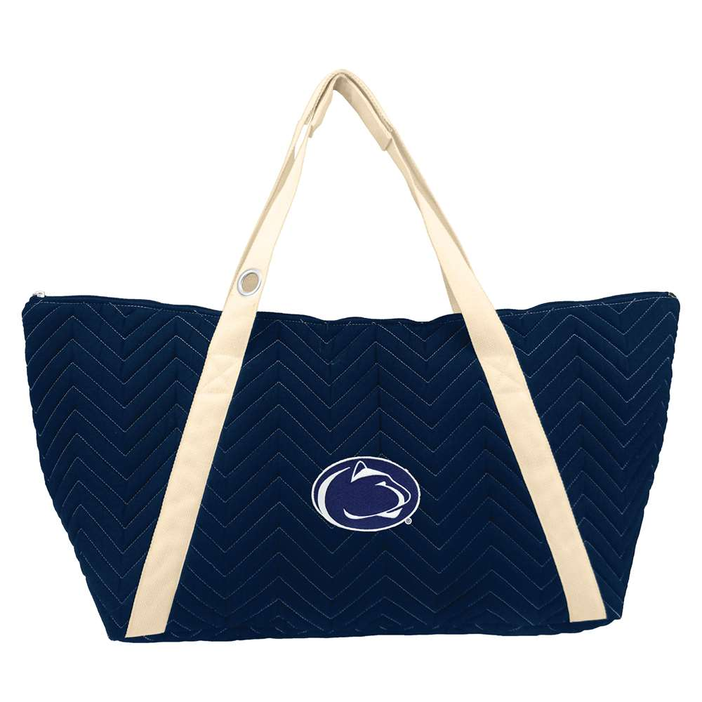 Collegiate Sports Ncaa College California University Of Pennsylvania Cup Vulcans Bath - 101316-psu - Pennsylvania State University Chev Stitch Weekender 101316-PSU
