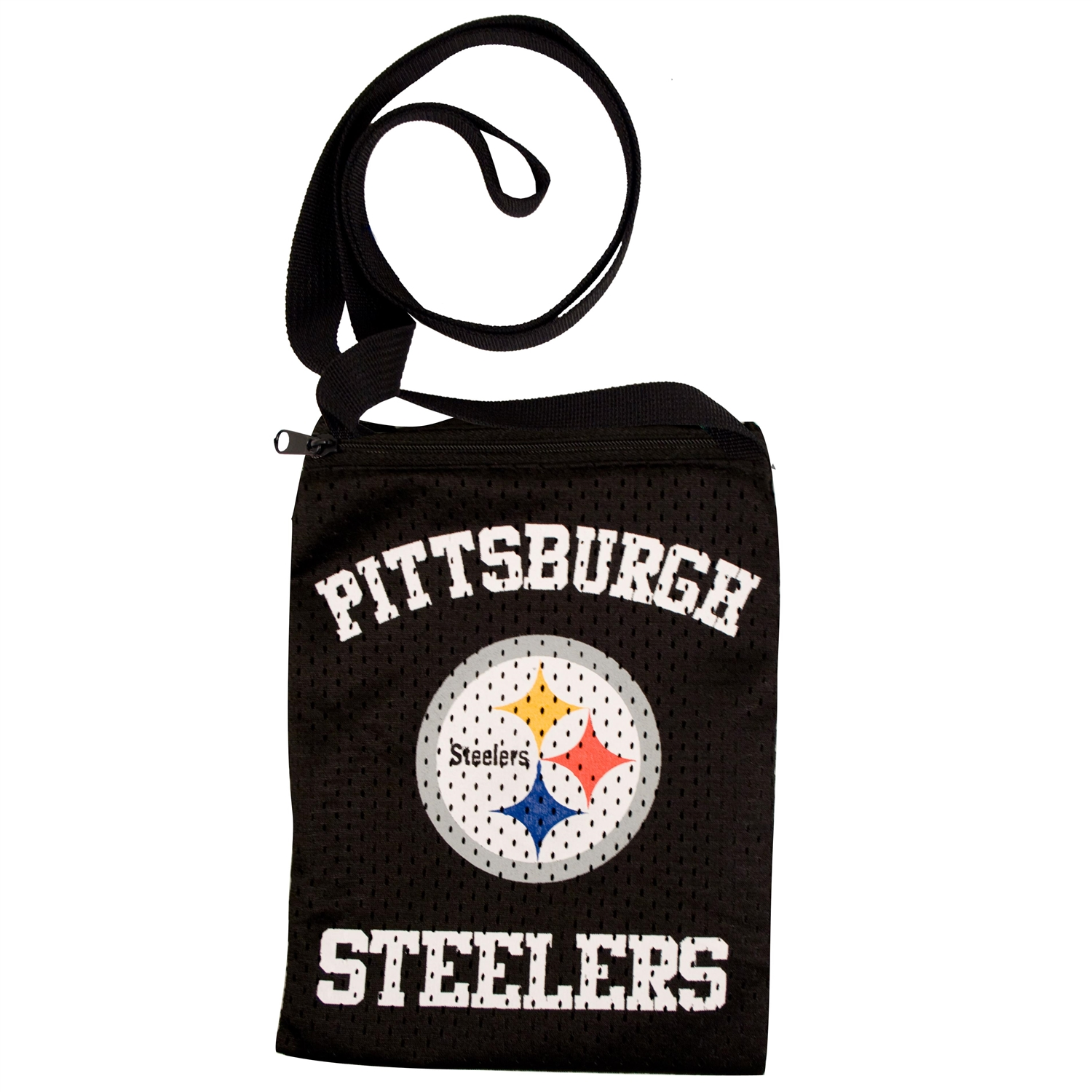 Pittsburgh Steelers Game Day Pouch - 300103-stlr - Nfl Football Pittsburgh Steelers Toys Games Puzzles Games 300103-STLR