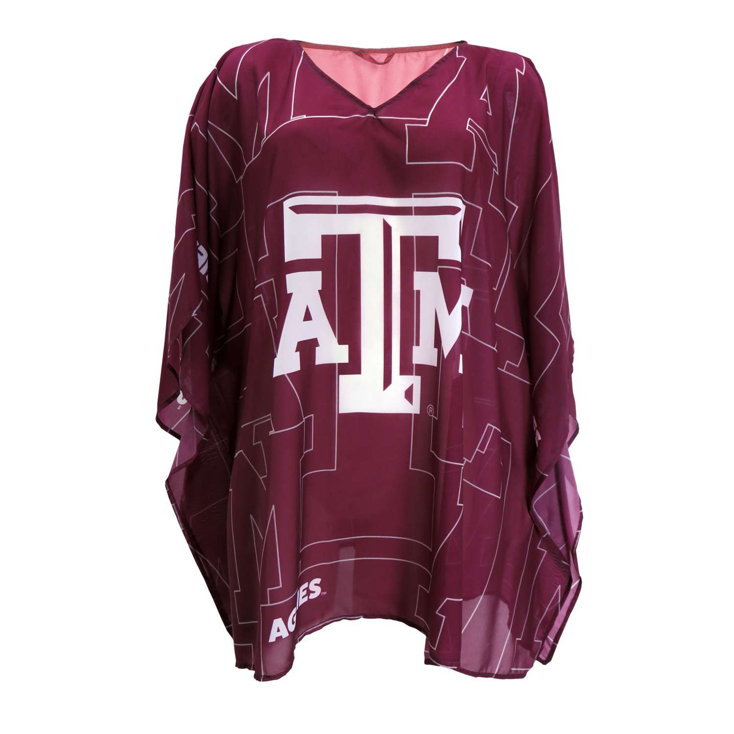 Texas A & M University Caftan Trace - 100627-txam-trace - Ncaa College Ohio University Zanesville Ohio Tracers Bath 100627-TXAM-TRACE