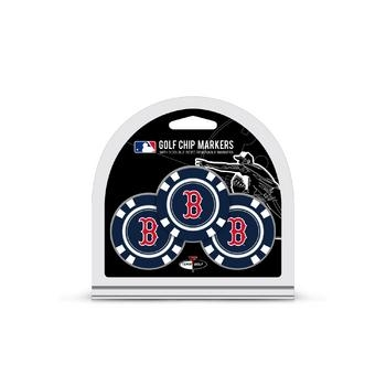 Boston Red Sox 3 Pack Golf Chips - 95388 - Golf Golf Headcovers Apparel Golf Bags: Golf Ame & Lulu Collection 95388