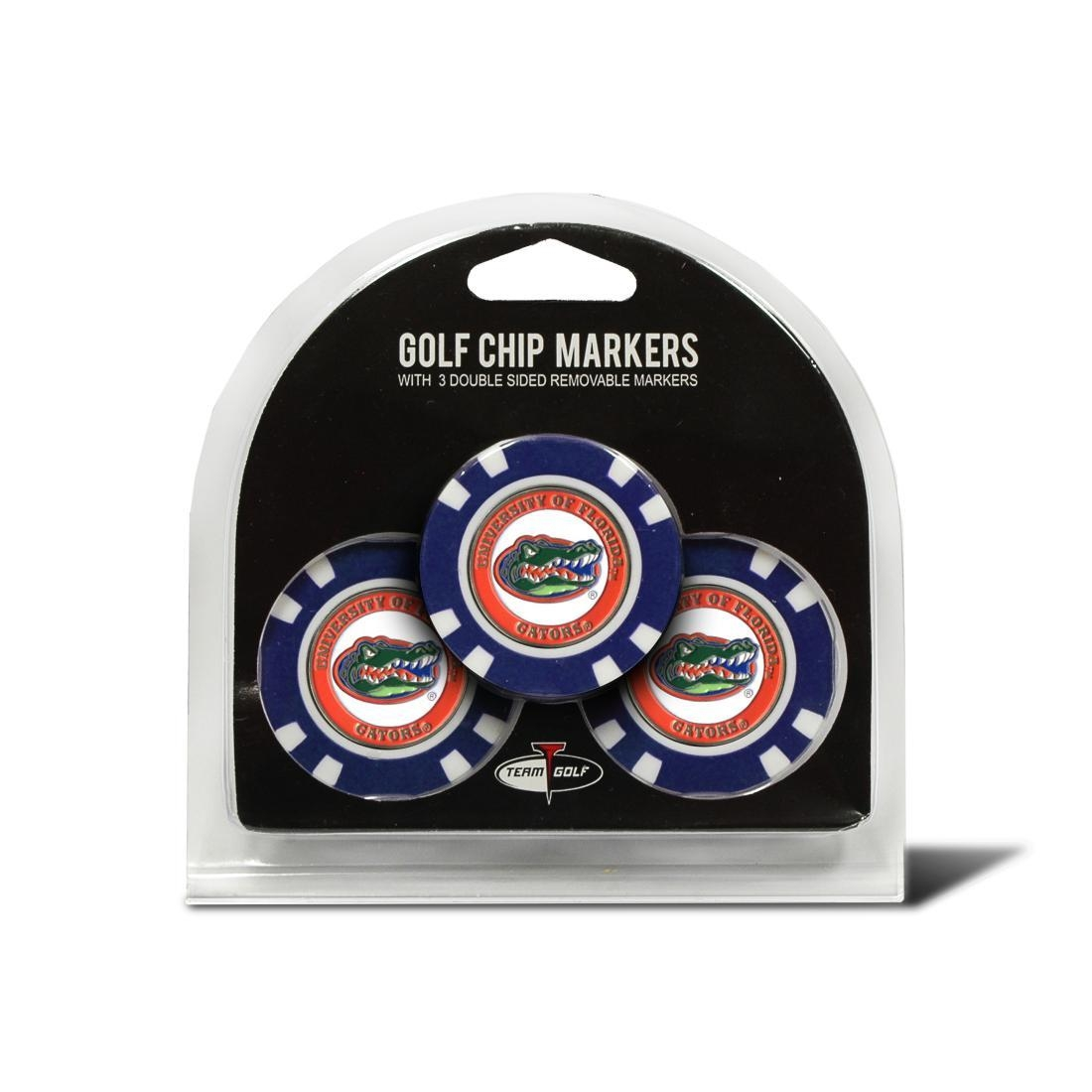 Florida 3 Pack Golf Chip Ball Markers - 20988 - Golf Golf Headcovers Apparel Golf Bags: Golf Ame & Lulu Collection 20988
