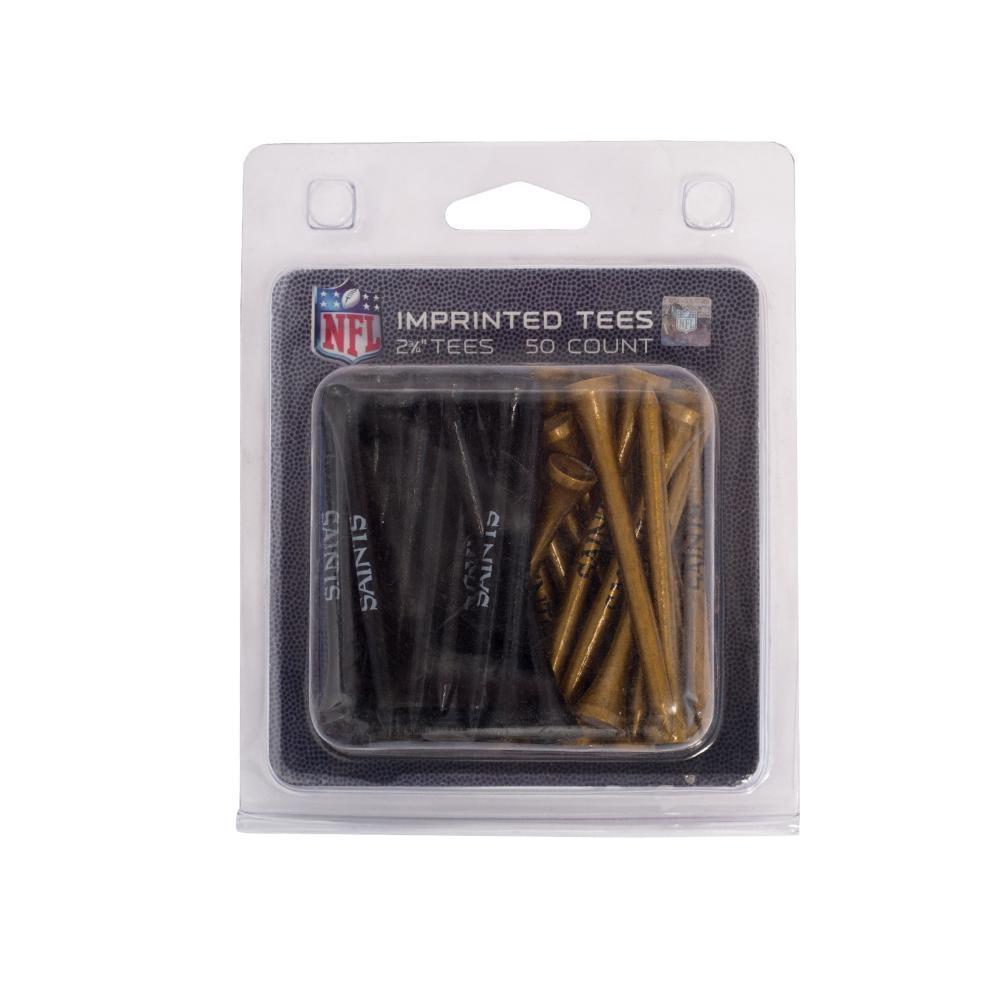 New Orleans Saints 50 Tee Pack - 31855 - Football Nfl Football New Orleans Saints Party Supplies 31855