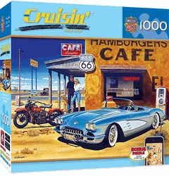 Route 66 Cafe - 71517 - Toys Care And Routine 71517