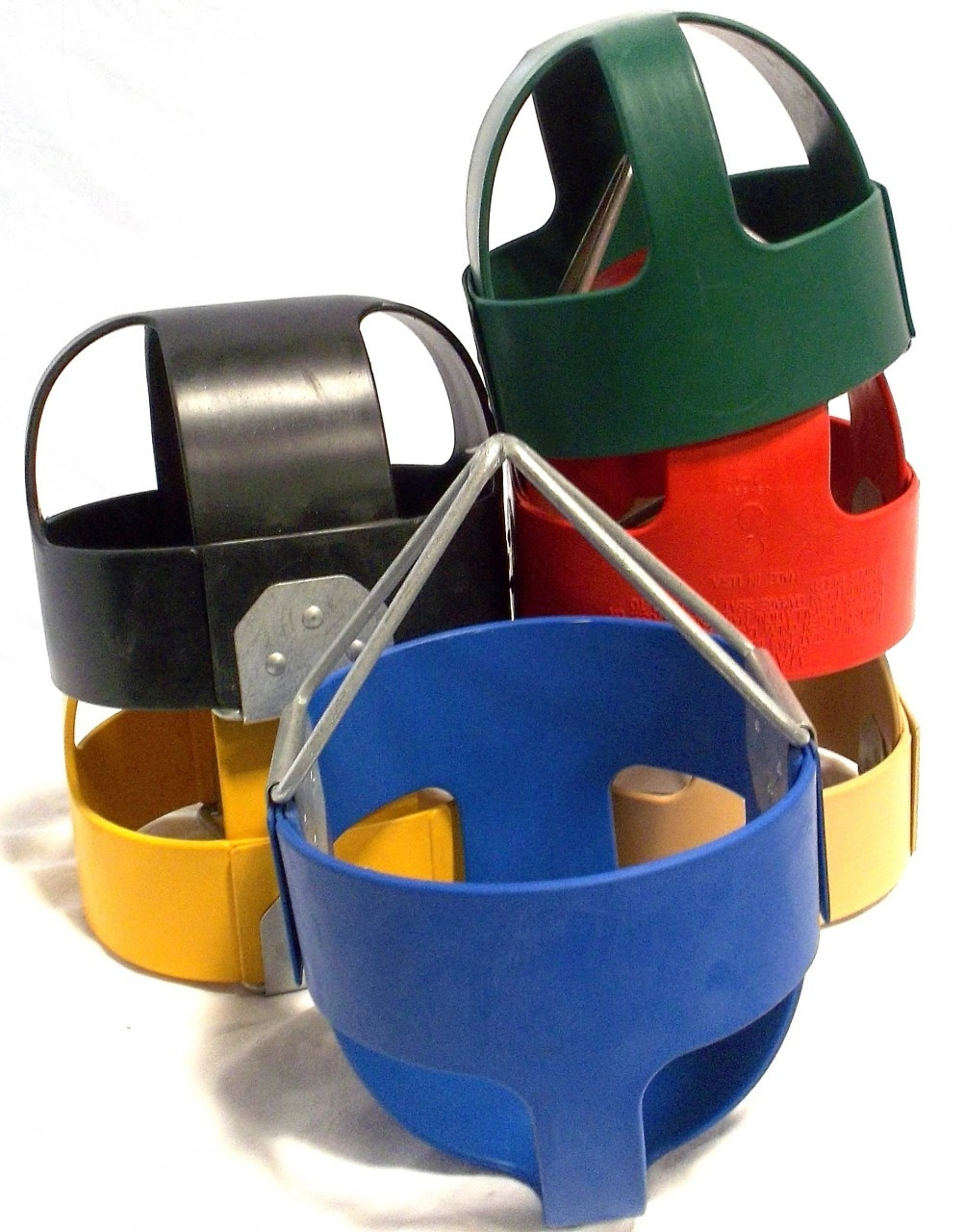 Tot Full Bucket Rubber Seat With Insert-usa-commercial - S100 - Toys Swings & Slides S100