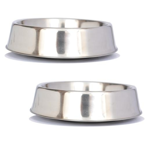 Toys Educational Toys Ant Farms - 51434 - 2 Pack Anti Ant Stainless Steel Non Skid Pet Bowls 51434