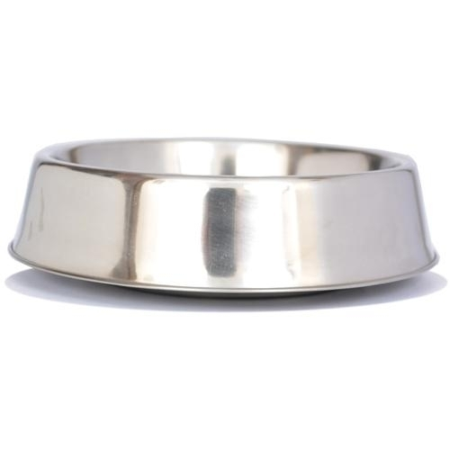 Target Sports Bowls - 92195 - Anti Ant Stainless Steel Non Skid Pet Bowl For Dog Or Cat-64 Oz-8 Cup 92195