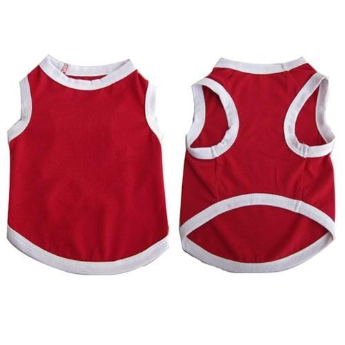 Pretty Pet Red Tank Top-x Small - 91977 - Water Sports Boating & Water Sport Apparel Wetsuit Pieces Wetsuit Tops 91977