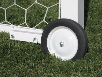 Portable Wheel Kit For Soccer Goals (outfits One Goal) - Ft4026 - Soccer Soccer Goals Portable Training Goals FT4026