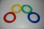Toys Activity Toys Paddle Ball Toys - Evb-0061 - Flex Rings EVB-0061