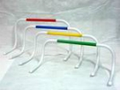Return To Right Hurdles Set Of 24 - Evb-0041 - Athletics Track And Field High Jump Pits Field Day Activities EVB-0041