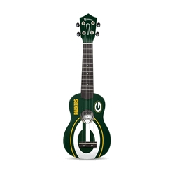 Nfl Football Green Bay Packers Party Supplies - Uknfl47 - Green Bay Packers Denny Ukulele UKNFL47