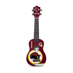 Washington Redskins Denny Ukulele - Uknfl67 - Football Nfl Football Washington Redskins Tumblers And Pint Glasses UKNFL67
