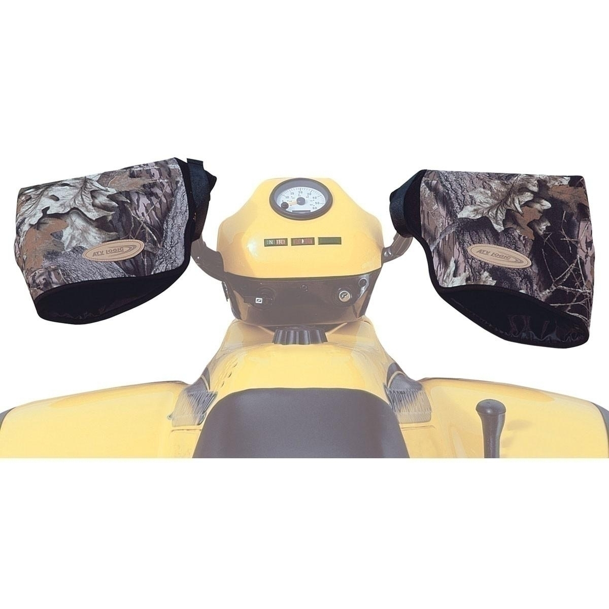 Boxing Gloves And Mitts - Atvm-mo - Atv Hand Protectors (mitts; Mossy Oak) ATVM-MO