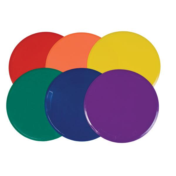 Spot Markers - Ps-c12 - Track And Field Poly Spots And Markers Hot Spots Exercise Floor Spots PS-C12