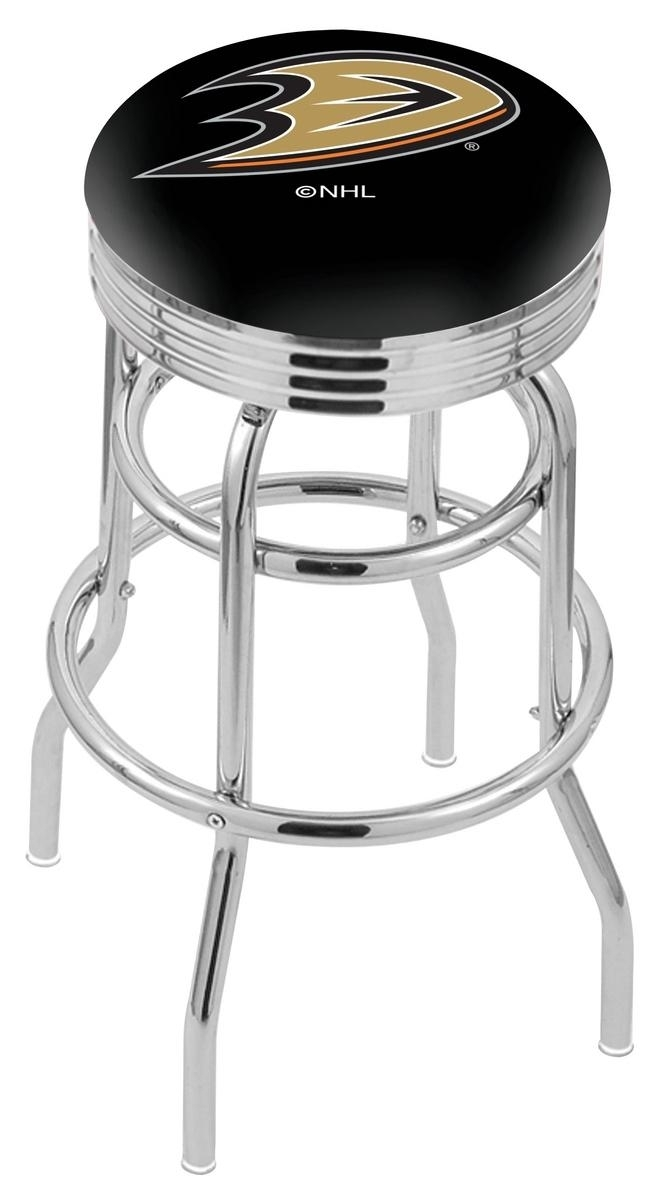 Anaheim Ducks Bar Stool-l7c3c - L7c3c25anadks - Chairs Table Nhl Stool L7C3C25ANADKS