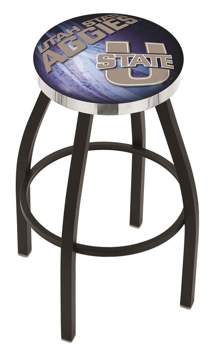Utah State Bar Stool-l8b2c - L8b2c36utahst-d2 - Chairs Table College Stool L8B2C36UTAHST-D2
