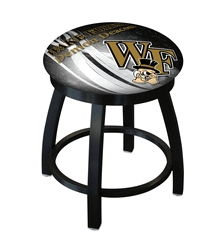 "Wake Forest 18"" Stool-l8b2b-18 - L8b2b18wakefr-d2 - Collegiate Sports Ncaa College Wake Forest Wake Demon Deacons Bath L8B2B18WAKEFR-D2"