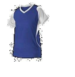 Womens Fastpitch Jersey ;  - 550jw-rowh - Activewear Jerseys 550JW-ROWH