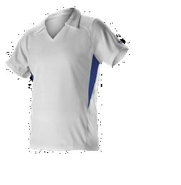 Womens Gameday Press Conference Polo ; White - Gpl2w-whro - Tennis Womens Apparel Pants Activewear GPL2W-WHRO