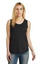 Alternative Muscle Cotton Modal Tank Top - Aa2830-black - Clothing Shirts And Tops T-shirts Tanks AA2830-BLACK